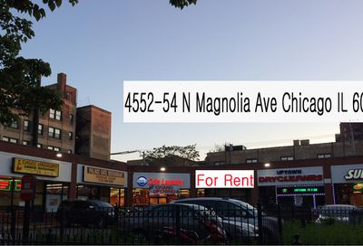 4554 N Magnolia Avenue Chicago IL 60640