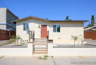 3643 45th San Diego CA 92105