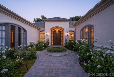 14445 Emerald Lane Rancho Santa Fe CA 92067