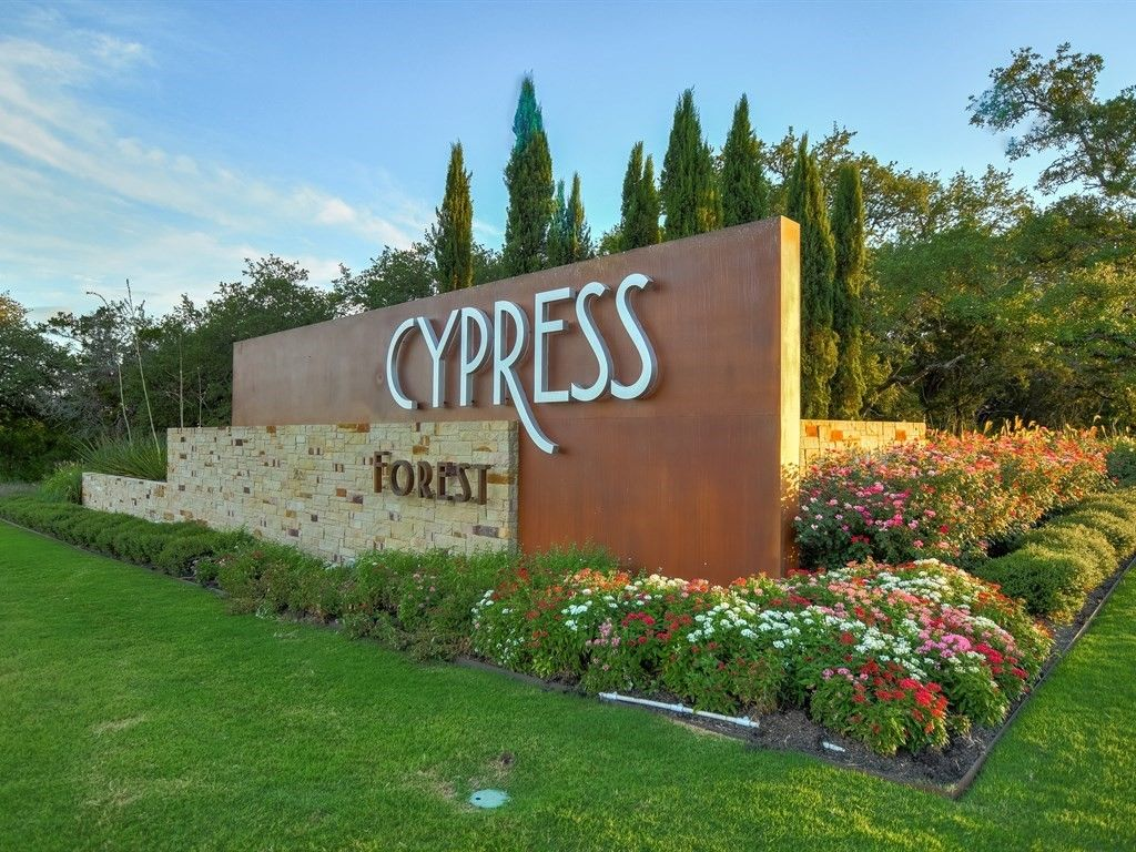 465 Cypress Forest Drive