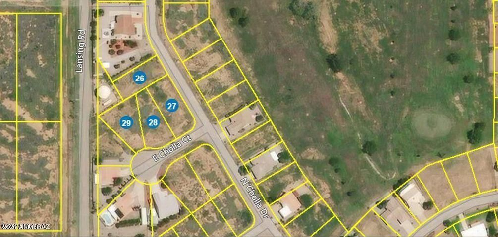 38 Lots In Sunsites Village --