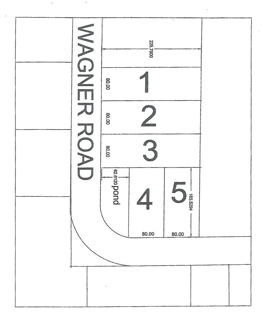 Lot 1 Wagner Road