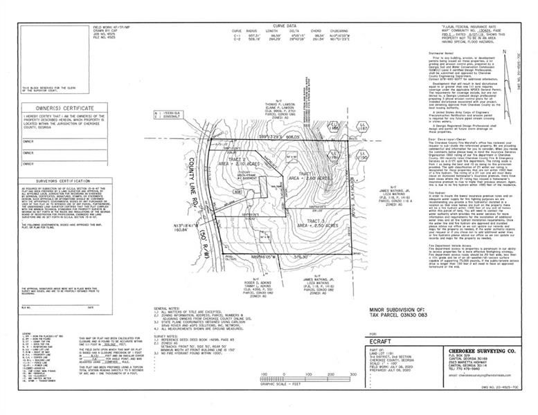 408 County Line Rd, Lot #3