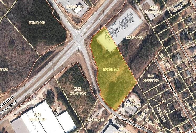 2185 Peachtree Industrial Drive