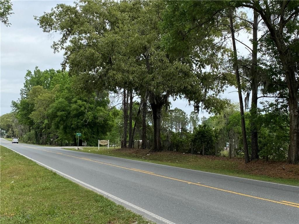 NW Gainesville Road