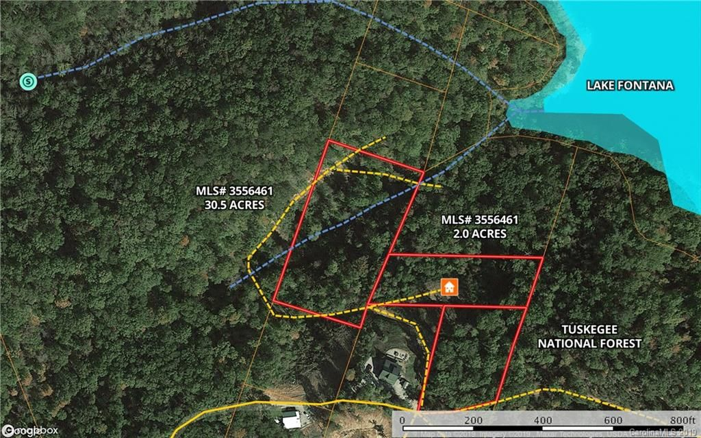 4 Acres Off Lower Tuskeegee Road