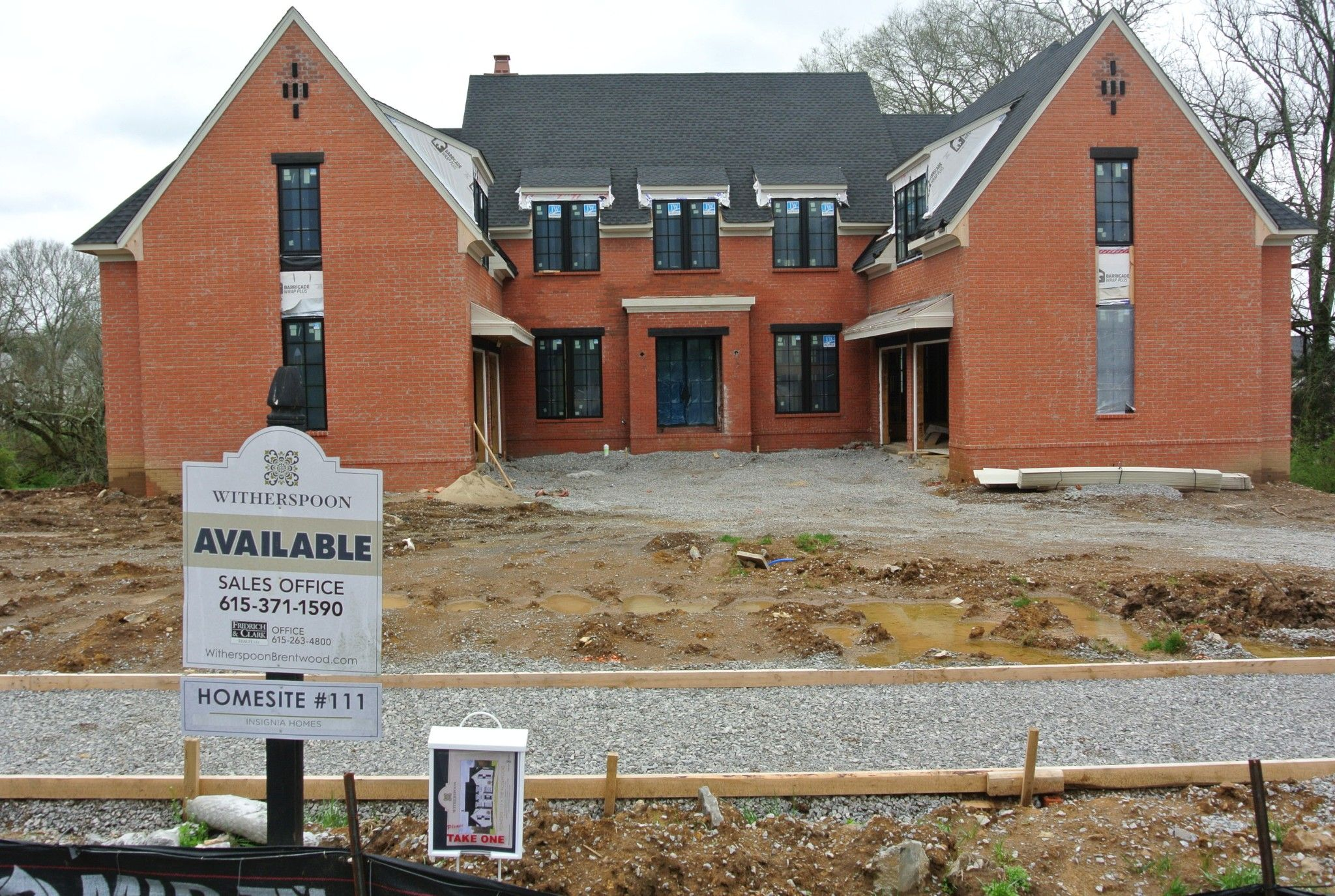 1411 Newhaven Drive (Lot #111)