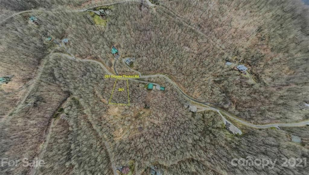 261 Grouse Thicket Road